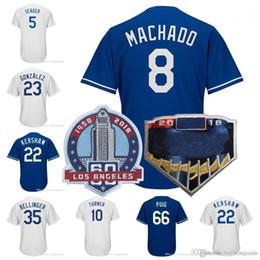 3dc2c2c59 Machado jersey online shopping - 2018 WS Los Angeles Manny Machado Clayton  Kershaw Cody Bellinger Justin