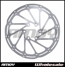 hydraulic bicycle brakes NZ - Wholesale SUS 410 Material MTB Mountain Bike Disc Bicycle Brake Hydraulic road bike centerline disc rotor