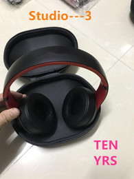 New packagiNg products online shopping - TEN YRS New style studio BLUETOOTH headphone Perfect appearance Dynamic sound top products with box package