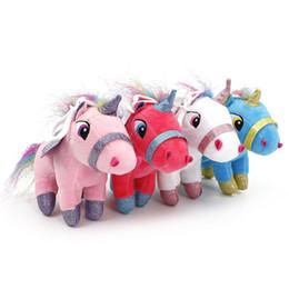 Cute Unicorn plush toy 15cm stuffed animal Toy Children Plush Doll Baby Kids  Plush Toy Good For Children gifts c13fe8c8c01d