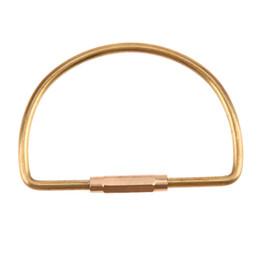 $enCountryForm.capitalKeyWord UK - 3 Style Creative Brass Retro Handmade Key Ring Massive Key Holder Organizer Portable Pocket Camping Outdoor Tools