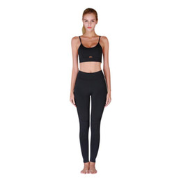 Chinese  Women Soild Colors Fitness Yoga Set Pink Solid Crop Top+Long Pant Women Suit Gym Sports Bra+Legging Two Piece Set Sportswear manufacturers
