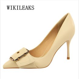 2018 ladies shoes woman sexy high heels women wedding shoes luxury brand pumps  tacones stiletto fetish high heels zapatos mujer 65a1d1b0dc02
