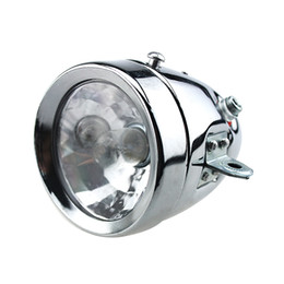 China 12V 6W Bicycle Motorized Bike Friction Generator Dynamo Headlight Tail Light Kit MOT_21Y suppliers