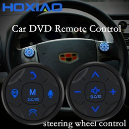 Gps Steering Australia - Car Steering Wheel Control DVD Button Universal wireless android gps navigation Car steering wheel remote control buttons