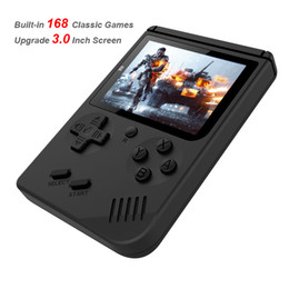 Discount nes classic mini - Mini Game Console 32 Bit Portable Players Mini Handheld Game Players For GBA Classic Games Best Gift For Kids