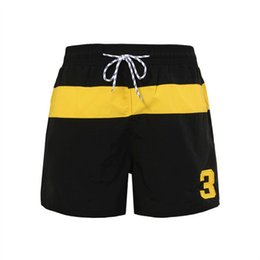 Wholesale HOT Drop shipping New summer shorts Men board shorts quick dry material colors Size M XXL