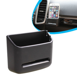 Wholesale Car Mobile Phone Holder Soft PVC Mobile Phone Holder Suitable for device width less than mm Black