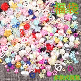 $enCountryForm.capitalKeyWord UK - Plastic ABS special-shaped imitation pearl beads DIY crystal gel mobile phone material Fake pearl charms Scrapbook Craft jewelry