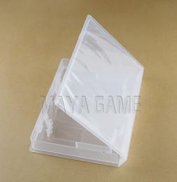 Ps4 Housing Australia - For SNES N64 Sega Genesis Playstation 3 CD box housing case shell for PS4 transparent white