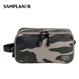 $enCountryForm.capitalKeyWord Canada - Samplaner Camouflage Cosmetic Bags Men Travel Toiletry Bag Shaving Kit Cosmetic Pouch Cases Women Cosmetics Bags For Make Up