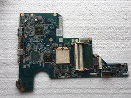 Hp Cq62 Laptop Australia - 597674-001 for HP G62 NOTEBOOK PC CQ62 NOTEBOOK laptop motherboard DDR3 100% tested Working