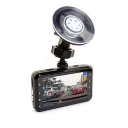 "Camcorder Night Vision Australia - 3"" car DVR auto digital camcorder windshield event recorder NT96658 1080P full HD 170° wide view angle WDR night vision G-sensor"