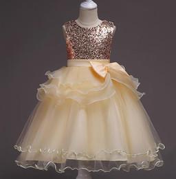 Girls Tassel Shirt Australia - Pretty Flower Girl Pageant Dresses 2018 sequined dress Kids Graduation Gowns Tulle Lace Long Sleeves Holy Communion Dresses