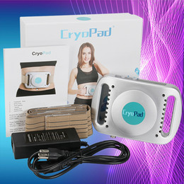 Small fat online shopping - 2018 Newest CryoPad Mini Fat Freezing Slimming Machine Small Freeze Pads Cooling Pad For Body Fat Slimming Machine Effective Personal CE DHL