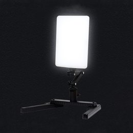 $enCountryForm.capitalKeyWord NZ - T96 LED Photographic Light Ultra Thin 5600K Ra95 Video Light Lamp with Adjustable Arm and Bracket Stand for Camera Phone Photo