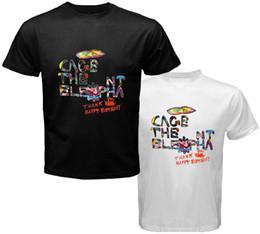 4d1eae2d0 Diseña tu propia camiseta Jaula de manga corta de cuello redondo para  hombre de la tripulación El elefante te agradece camisa de feliz cumpleaños