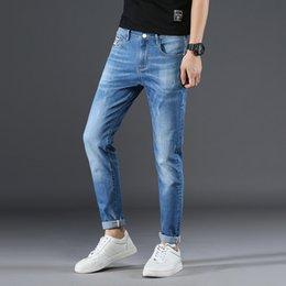 $enCountryForm.capitalKeyWord Canada - 2018 new push models nine jeans casual men's pants personality hot wild fashion classic hip-hop style motorcycle tide