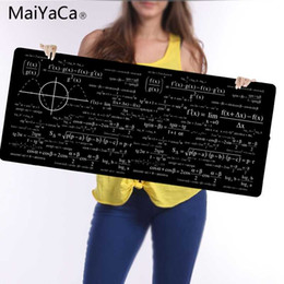 Rubber Player NZ - MaiYaCa Store Small Large Mouse Pad for Gaming Player desk laptop Rubber Mouse Mat mousepad Geometric design