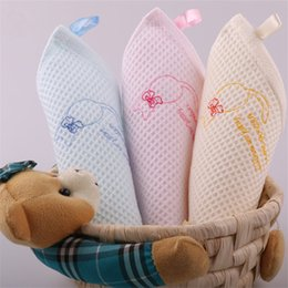 Discount kids embroidered towels High quality Embroidered Walf Checks hand  towel Kids Children Cotton thicker face