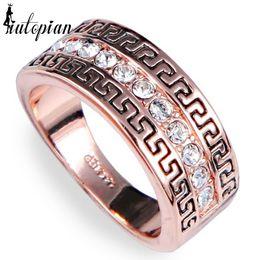 $enCountryForm.capitalKeyWord Australia - whole saleIutopian Brand Valentine's Day Gift Geometric Series Austrian Crystal Ring For Women With Austrian Crystal Stellux #RA14540