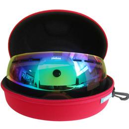 $enCountryForm.capitalKeyWord Canada - 2018 Man Woman Ski Goggles Box Waterproof Ski Mask Glasses Box Outdoor Snowboard Bike Cycling Fishing Camping Sunglasses Case