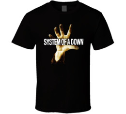 Trends Clothing Australia - System Of A Down 01 Black T Shirt O Neck Tee Shirt Short Sleeve Top Tee Newest 2018 T-shirt Men Trend Loose Clothes