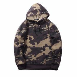 e8e43888 Mens caMo hoodie online shopping - EU US Size Mens Hoodies Sweatshirts Men  Camo Army Fleece
