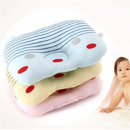 Baby & Toddler Clothing Baby Style Pillow Velvet Piggy Embroidery Neonatal Anti-deviation Pillow Moderate Price Baby Accessories