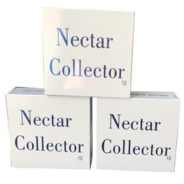 $enCountryForm.capitalKeyWord UK - Nectar collector kit 10mm with Titanium & Quartz Nail Dish & Mini Glass pipes joint size DHL free to USA
