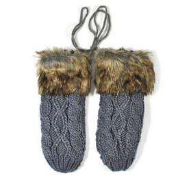 89db3b28cad9c Thick Warm Ladies Gloves Australia - VISNXGI Women Winter Layer Thick  Cashmere Wool Adult Warm Knit