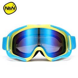 233ad1c90af Night Ski Goggles Canada - NANDN Double Lens Men Ski Goggles Rimless Skiing  Protective Glasses Snowmobile