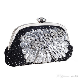 ea31cd1ceabe Personality Women Evening Bags Ladies Clutches Purse Silver Gold Sale Price  Crystal Wedding Party Bridal Bag SMYXST-E0002