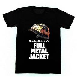 Vietnam White Australia - Full Metal Jacket Shirt A54 Tshirt Cult Film Stanley Kubrick M16 Vietnam War Mens 2018 fashion Brand T Shirt O-Neck