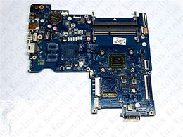Discount hp 15 motherboard - 813966-501 for hp 15-AF laptop motherboard LA-C781P ddr3 Free Shipping 100% test ok