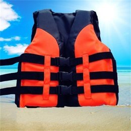 Fish vests online shopping - High Quality Child Water Sports Life Vest Jackets Fishing Life Saving Vest Jacket For Boating Surfing Swimming Drifting ys dd