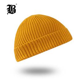 $enCountryForm.capitalKeyWord UK - [FLB] Male Female Winter Casual Knit Hats For Women Men Beanie Hat Warm Cap Knied Caps Beanie Hat Skullies Wholesale FK71124