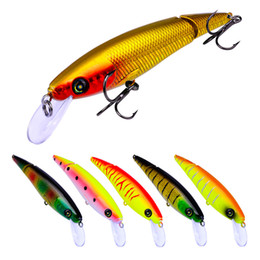 $enCountryForm.capitalKeyWord Australia - 6 Pcs lot Topwater Sea Bass Crankbait Lure Poper Fishing Lures Hooks Bait 10.5cm 13g pesca minnow PS Painted Plastic baitfish free shipping