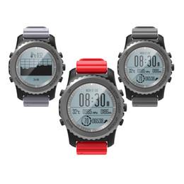 4295b8a17e6d Alta calidad S968 IP68 a prueba de agua reloj inteligente soporte GPS  dinámico monitor de ritmo cardíaco Multi-deporte hombres natación Running  Sport Watch