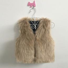 2b8ad283b Winter Coat Faux Fur Kids Online Shopping