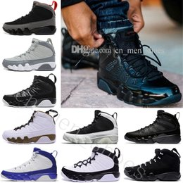 High Cut Shoes For Men Fashion Canada - 2018 Cheap new 9 IX Basketball Shoes For Men, Fashion High Quality Sneakers Trainer Athletics Boots Outdoor trainers Sneaker designer Shoes