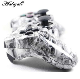 $enCountryForm.capitalKeyWord Australia - Aaliyah Camouflage Wireless Bluetooth Game Controller SIXAXIS Joystick Gamepad For Sony Playstation 3 PS3 5Colors