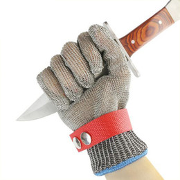 $enCountryForm.capitalKeyWord NZ - Stainless Steel Anti-Cut Wire Gloves Anti-Cutting Protection Against Cuts and Slaughtering