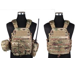 $enCountryForm.capitalKeyWord NZ - Tactical Vest Emerson LBT6094A Style MC with Pouches Airsoft Painball hunting Combat SEALs CP vests
