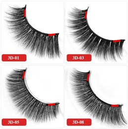 Back To Search Resultsbeauty & Health Gujhui 10pairs Makeup Thick Long False Eyelashes Natural Artificial Fake Eye Lashes Transparent Stem Reusable Stage Makeup Cwsql A Great Variety Of Goods False Eyelashes