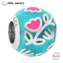 Punk Style Enamel Love Heart Umrella Santa House Monkey Flower Charm Beads Fit Pandora Bracelets For Women Diy Making Jewelry Beads