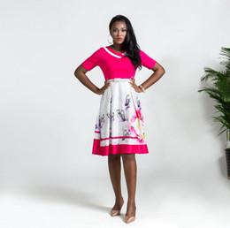 85e0e8c6ea6 Plus size Piece skirt sets online shopping - 2018 african clothes women tops  skirts set suits