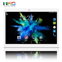 Wholesale 2018 Google inch Tablet PC Android Octa Core GB RAM GB ROM IPS Kids Gift Tablets Phone Call Wifi G LTE
