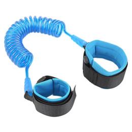 baby links 2019 - 1.5m 2.5m Adjustable Kids Safety Harness Child Wrist Leash Anti-lost Link Children Belt Walking Assistant Baby Walker Wr