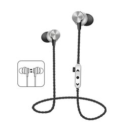 $enCountryForm.capitalKeyWord UK - Magnetic Absorption Wireless Bluetooth Headphones MS-T13 Bass 3D Stereo Bluetooth V4.2 Sport Earphones With TF Card Slot MP3 Player Wireless